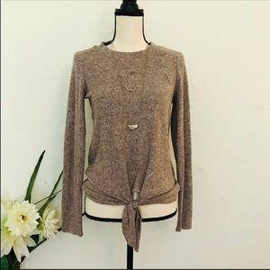 By & By women sweater Size medium